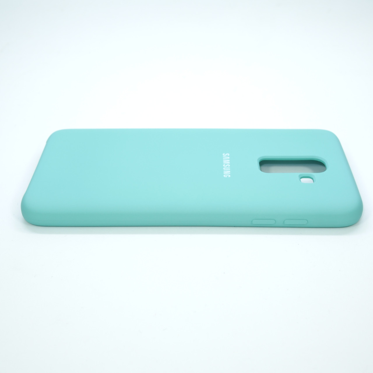 Чехлы для Samsung Galaxy J8 (2018) J810F Original Soft J810 ocean mint