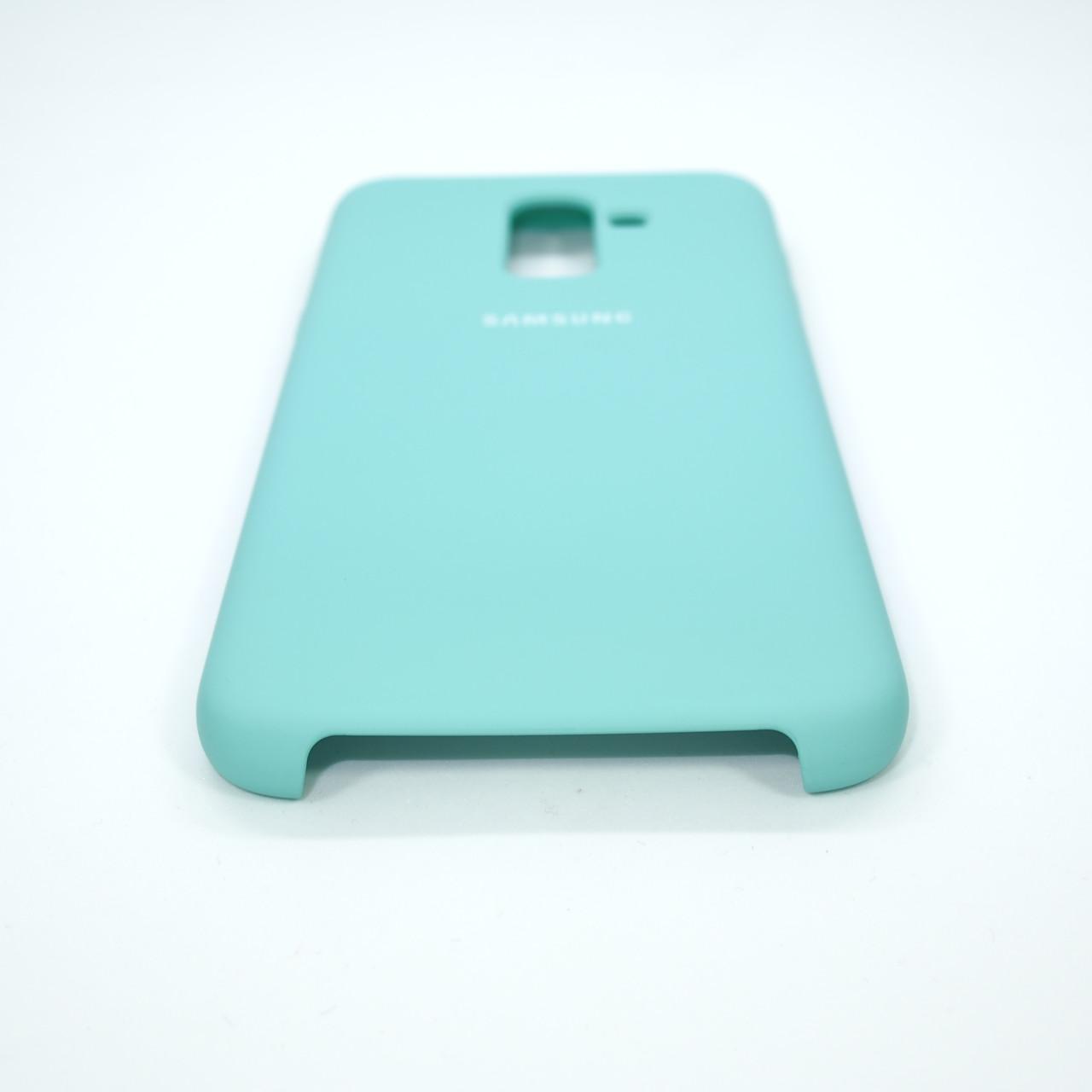 Чехол Original Soft Samsung Galaxy J810 ocean mint J8 (J810) 2018 Для телефона