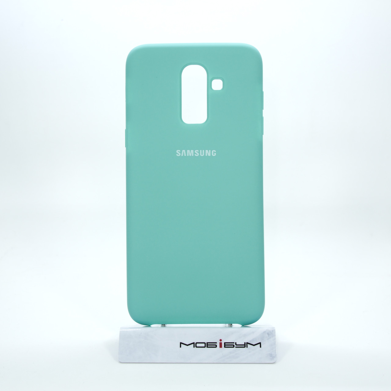 Чехол Original Soft Samsung Galaxy J810 ocean mint
