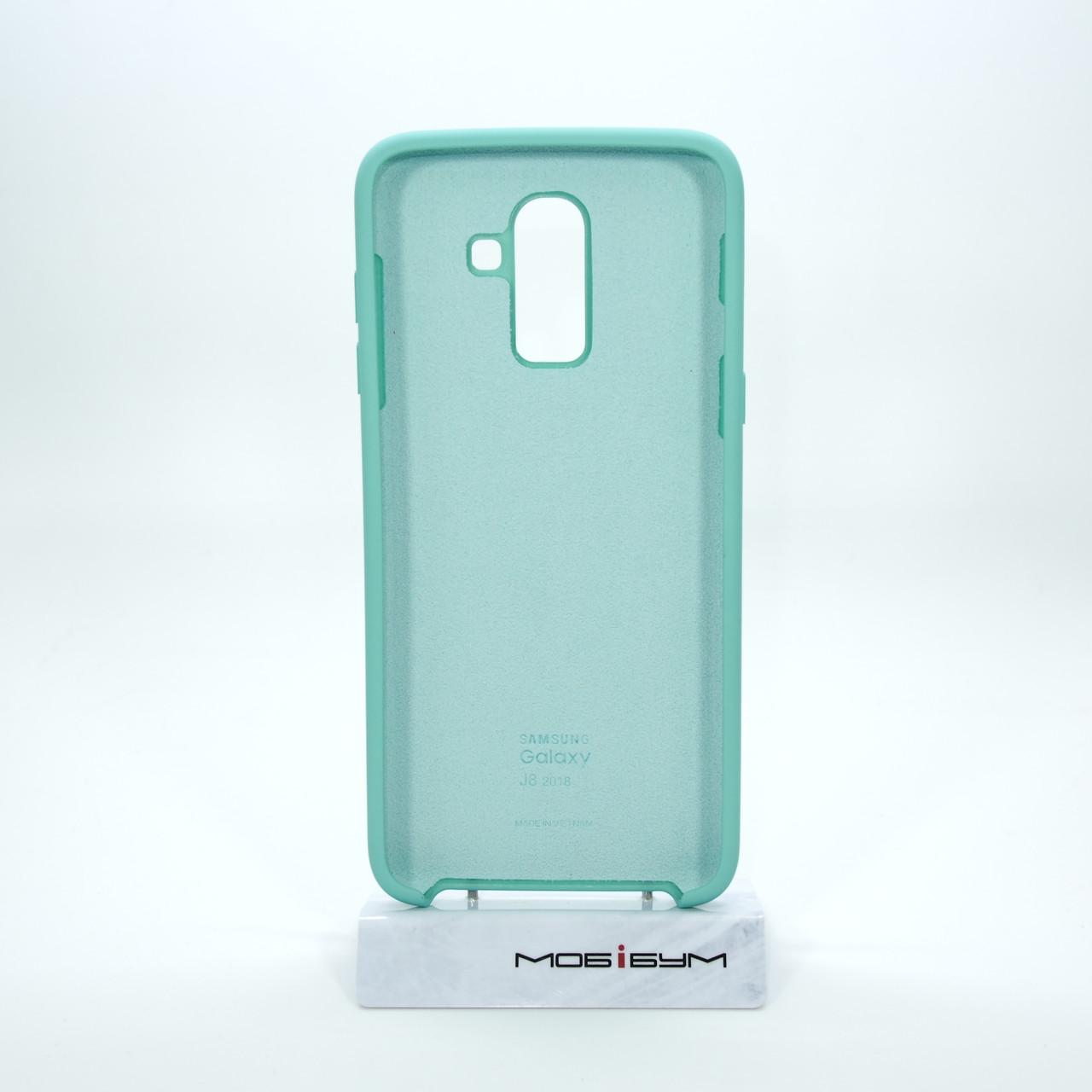 Чехол Original Soft Samsung Galaxy J810 ocean mint J8 (J810) 2018
