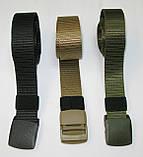 Пояс тактический TY-5546 (нейлон, композит. пряжка, р-р-125*3,5см, цвета в ассортименте), фото 5