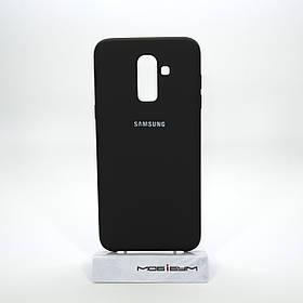 Чехол Original Soft Samsung Galaxy J810 black