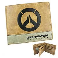 Кошелек Овервотч Лого Overwatch OV 50.063