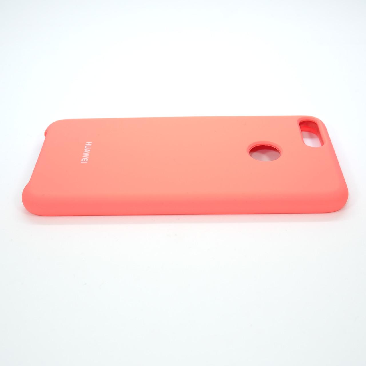 Чехлы для Huawei Original Soft P Smart pink Для телефона