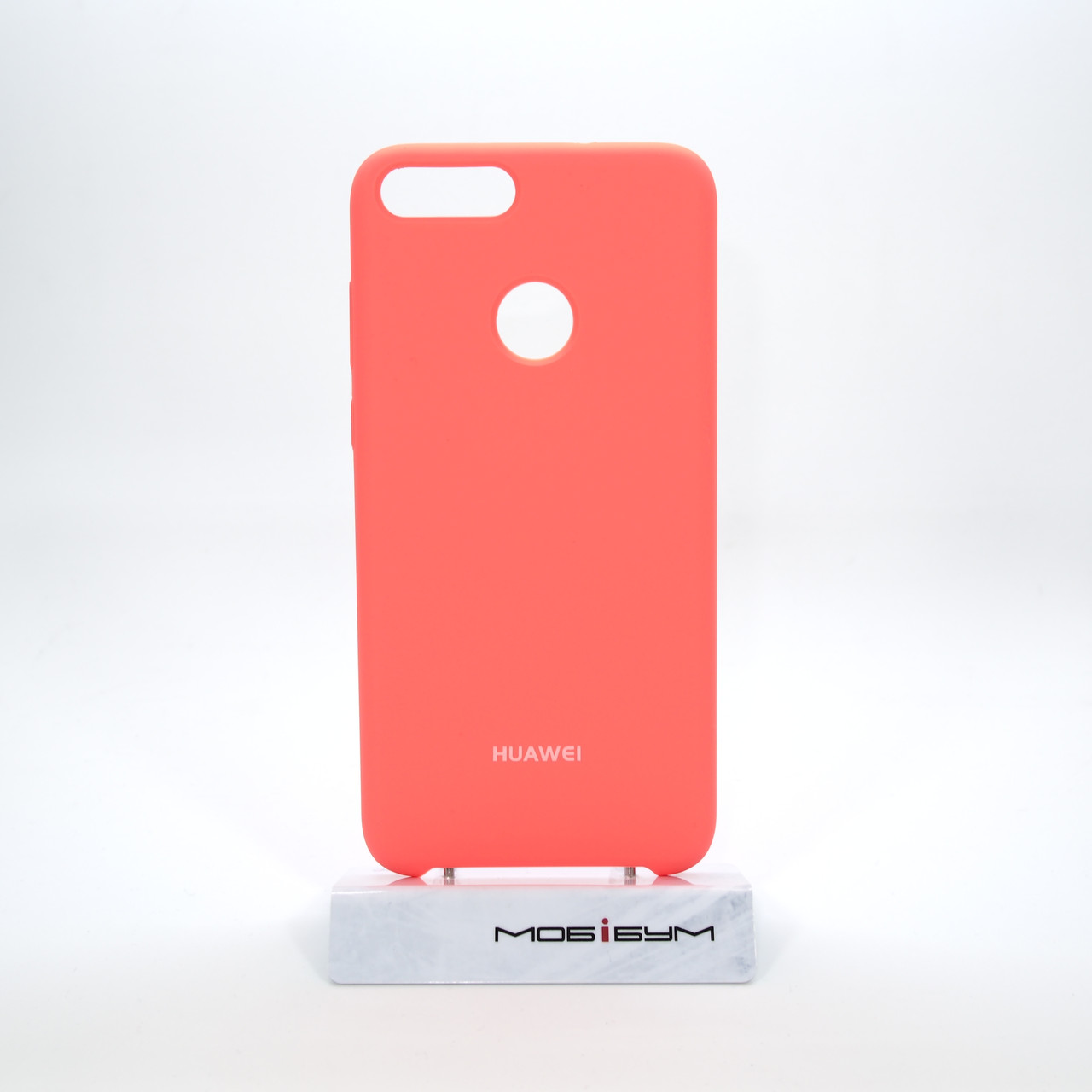 Чехол Original Soft Huawei P Smart pink