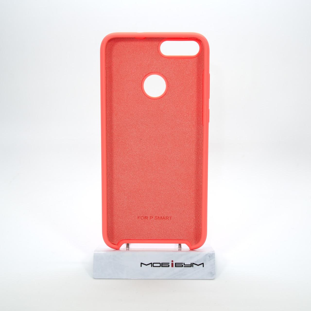 Чехол Original Soft Huawei P Smart pink Для телефона