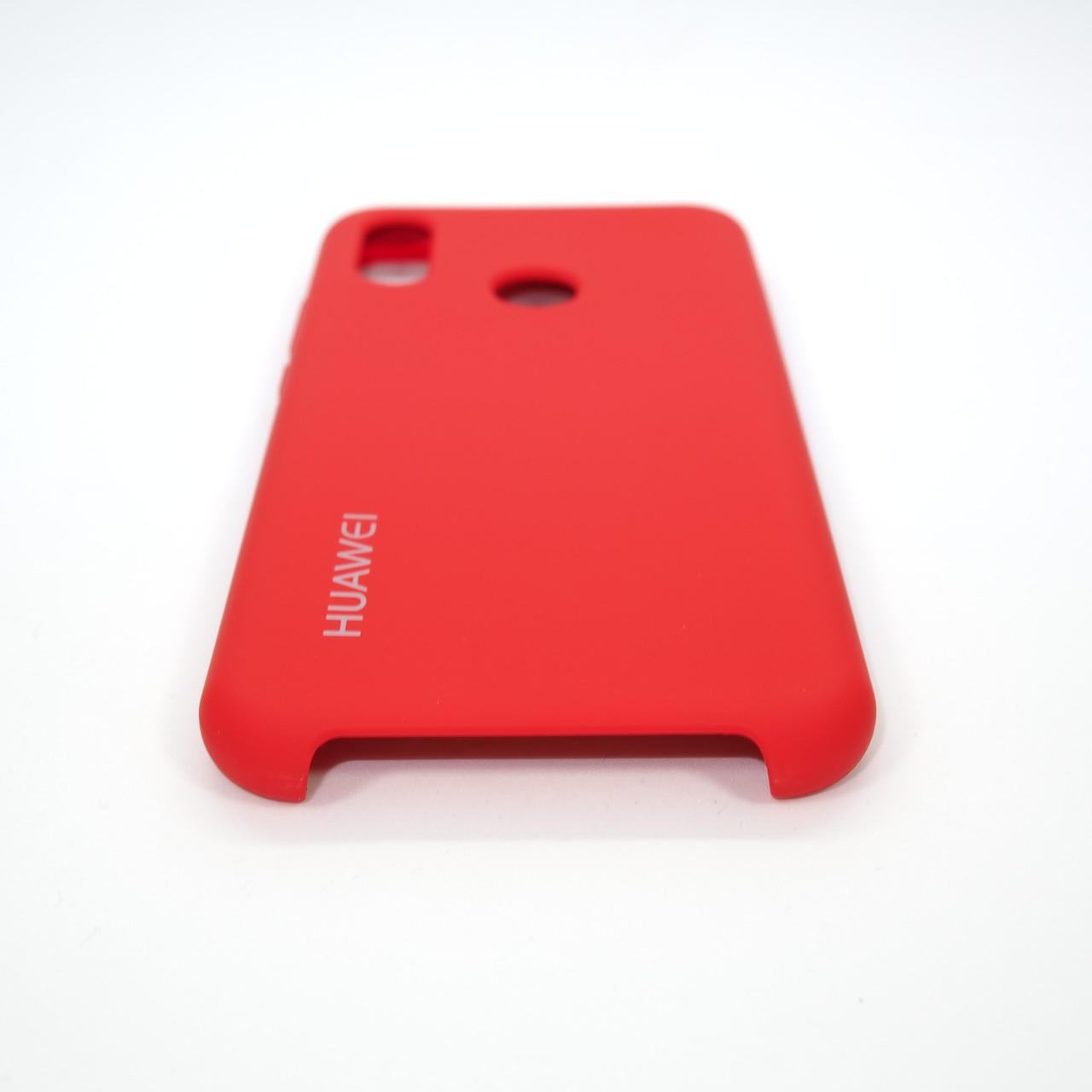 Original Soft Huawei P20 Lite red Для телефона