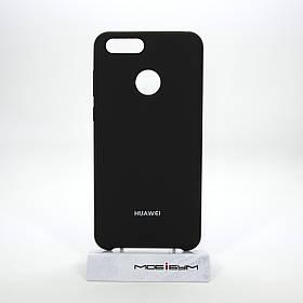 Чехол Original Soft Huawei Honor 7x black