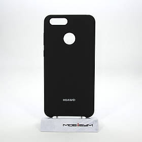 Чохол Original Soft Huawei Honor 7x black