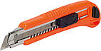 Нож с 3-мя лезвиями, металлическая направляющая, 18мм Miol 76-190