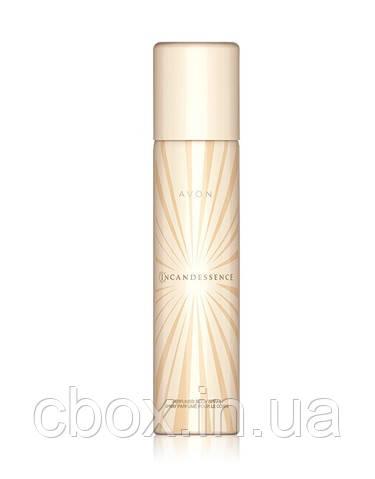 Парфюмированый дезодорант спрей для тела Incandessence, Эйвон, Avon, 75 мл, Инкандесенс, 14512