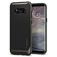 Чехол Spigen для Samsung S8 Plus Neo Hybrid, Gunmetal, фото 1