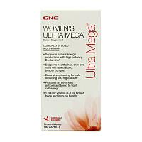 Витамины GNC Women's Ultra Mega, 180  tabl