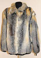 Короткая шуба из древесной лисы! натуральный мех, фото 1