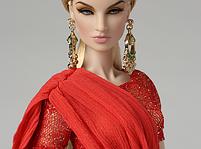 Коллекционная кукла Integrity Toys 2018 Fashion Royalty Tatyana Alexandrova - Goddess, фото 5