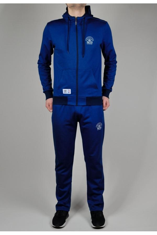 Спортивный костюм Adidas Brooklyn NETS (1326-3)