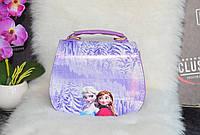 Сумочка Frozen Холодное Сердце Фиолетовая, фото 1