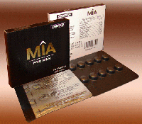 МИА MIA 10 шт. афродизиак для повышения потенции Эректал 50 улучшенный
