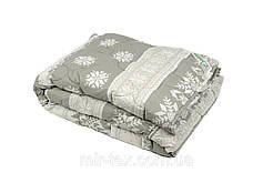 Одеяло шерстяное стеганое зимнее 200х220