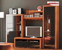 Гостиная  Неон 1 2180х3000х605мм    Мебель-Сервис