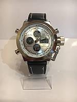 Мужские наручные часы AMST, серебро