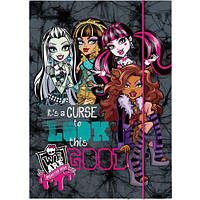 "Папка для тетрадей Kite MH15-210K ""Monster High"" (Y)"