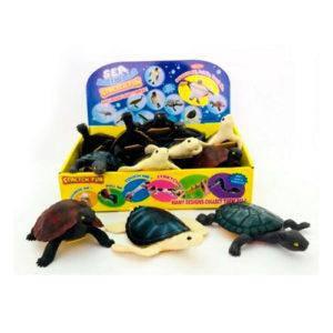 Черепаха A116-PDQ, 13 см, 12 шт. (3 вида) в упаковке (Y), фото 2