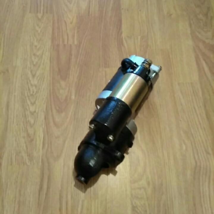 Стартер электрический Z-11 (R190/R195) посадка Ø75 mm