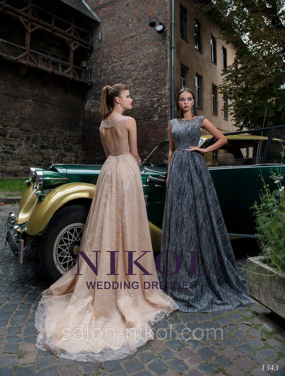 Вечернее, выпускное платье 13-43