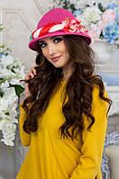 Шляпа «Сафари роза» (малиновый)