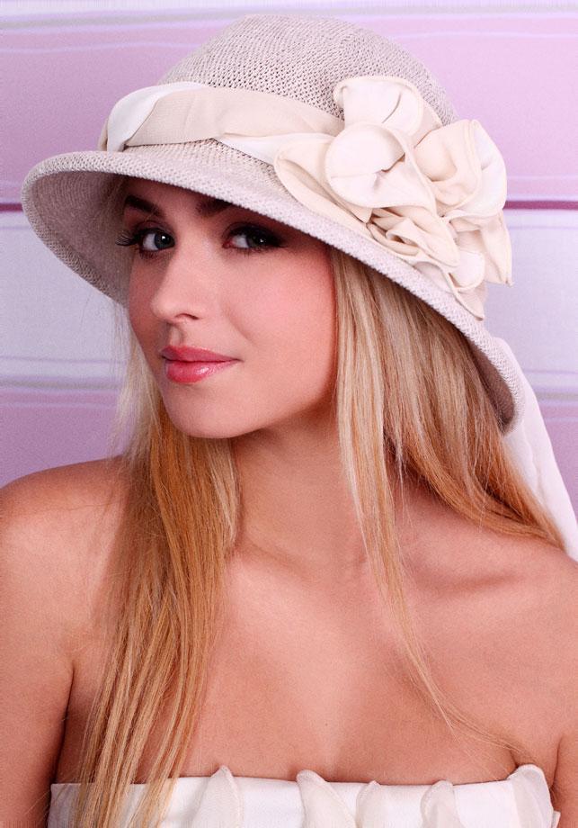 Шляпа «Сафари роза» (бежевый)