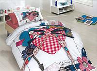 Детский комплект постельного белья 150 220 хлопок (9195) TM KRISPOL Украина e933536a278a1