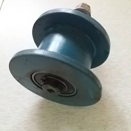 Ролик натяжителя ремня мототрактора колесо 6.00-12, фото 2