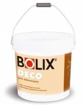 Штукатурка акриловая Bolix DECO, 15кг, 30кг