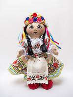"""Кукла большеножка Украинка """"Вика"""""""