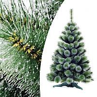 Искусственная Сосна Заснеженная 0,75 метра (75 см) Новогодняя Сосна, фото 1