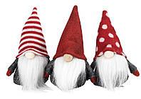 Санта Клаус Дед Мороз новогодняя игрушка под ёлку высота 13 см, фото 1