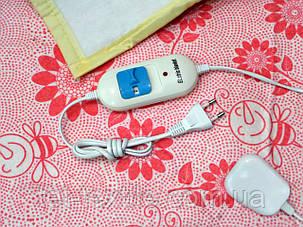 Электро-простынь флисовая NEW KET 75х155 см (Турция), фото 2