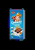 Сорванец молочный шоколад 90г с хрустящей вафелькой из беларуси