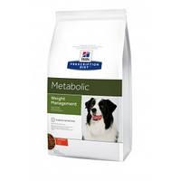 Hills (Хиллс) Prescription Diet Metabolic Weight Management (для собак с избыточным весом) корм для собак, 1.5
