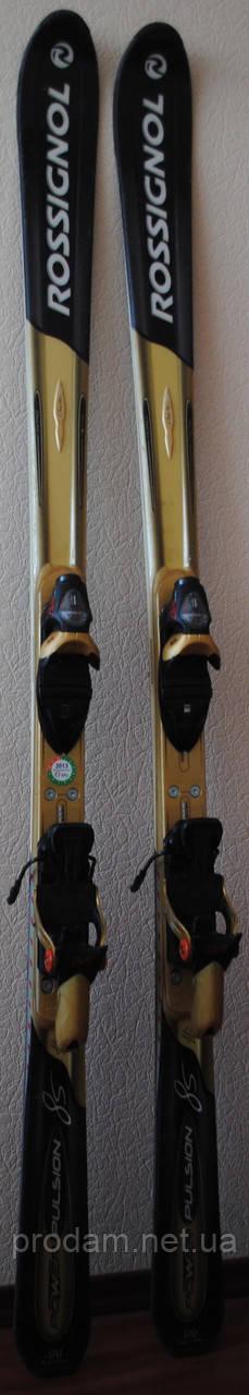 Горные лыжи Rossignol  длинна 120 см
