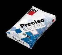 Baumit Preciso  (толщина от 2-30 мм), 25 кг