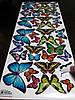 Наклейки бабочки самоклеющиеся для украшения дома