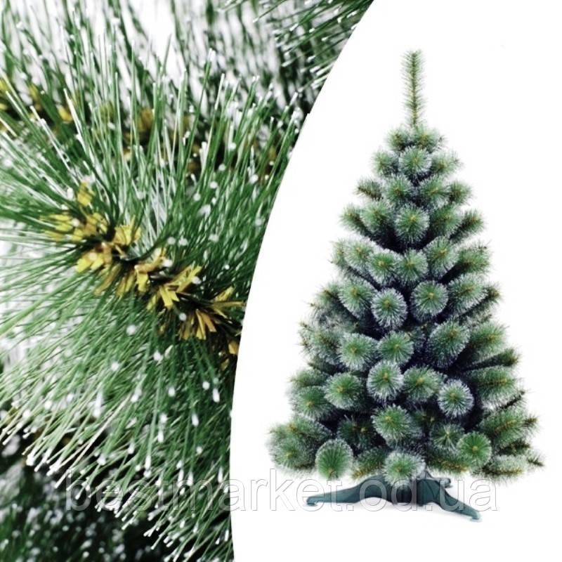 Искусственная Сосна Заснеженная 1,2 метра (120 см) Новогодняя Сосна