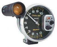Тахометр Autometer Carbon 0-10,000 RPM 4899 оригинал США, фото 1