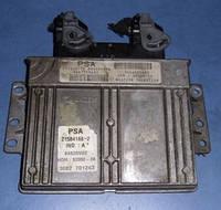 Блок управления двигателем Peugeot 206  1998-20121.4 8V 9647759680