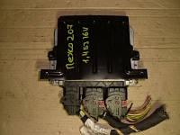 Блок управления двигателем Peugeot 207  2006-20131.4 16V 0261201643