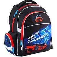 Рюкзак школьный 510 Super car K18-510S-2