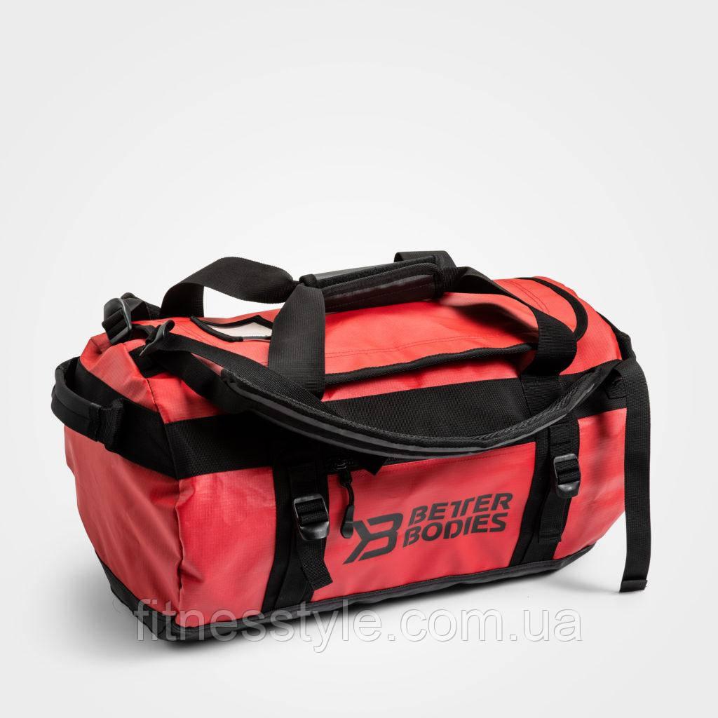 0e592edc992d Спортивная сумка Better Bodies Duffel Bag, Bright Red : продажа ...