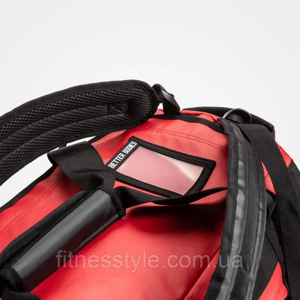 87899a9199b2 ... Спортивная сумка Better Bodies Duffel Bag, Bright Red , фото 3 ...